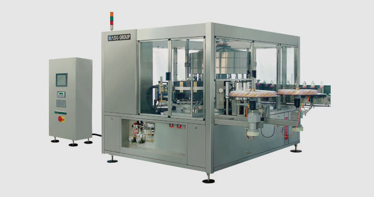 Hot Melt Adhesive Labeling Machine